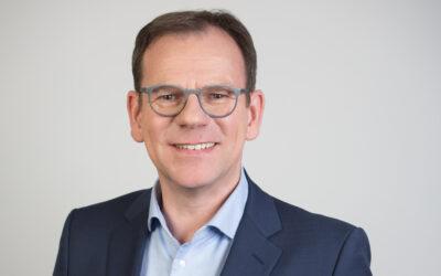 Dr. Olaf Tauras neuer Geschäftsführer der GeKom
